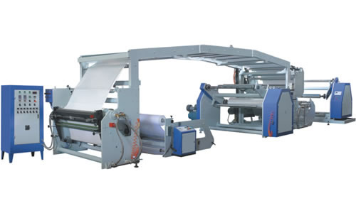 RTH Adhesive Tapes Hot Melt Laminating & Coating machine